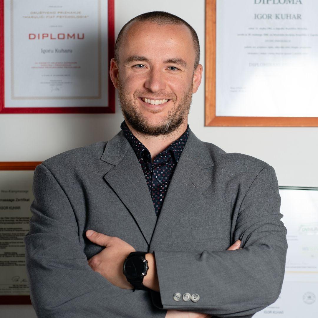 Igor Kuhar consulting
